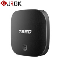 T95D Android TV Box Rockchip RK3229 Quad Core Android Set Top Boxes RAM 1GB DDR3 ROM