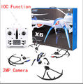 Free Shipping! JJRC H16 Tarantula X6 drone 4CH RC Quadcopter Wide-Angle 2MP camera Hyper IOC