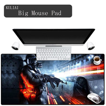 XGZ Game Mouse Pad Large Mat Gamer Laptop Gaming Office Desk Mats Battlefield Player Edge Control Rubber MousePads