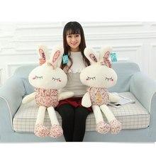 One Rabbit Plush Toys Cute Love Miffy Rabbit Plush Doll Toys Car Pillow Cushion Kids Baby Birthday Xmas Gift Baby Toy  Juguetes
