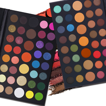 39A Pressed Eyeshadow CREATE Palette Colorful Eye Makeup Shimmer Matte Glitter Eye Shadow High Pigment Waterproof Cosmetic все цены