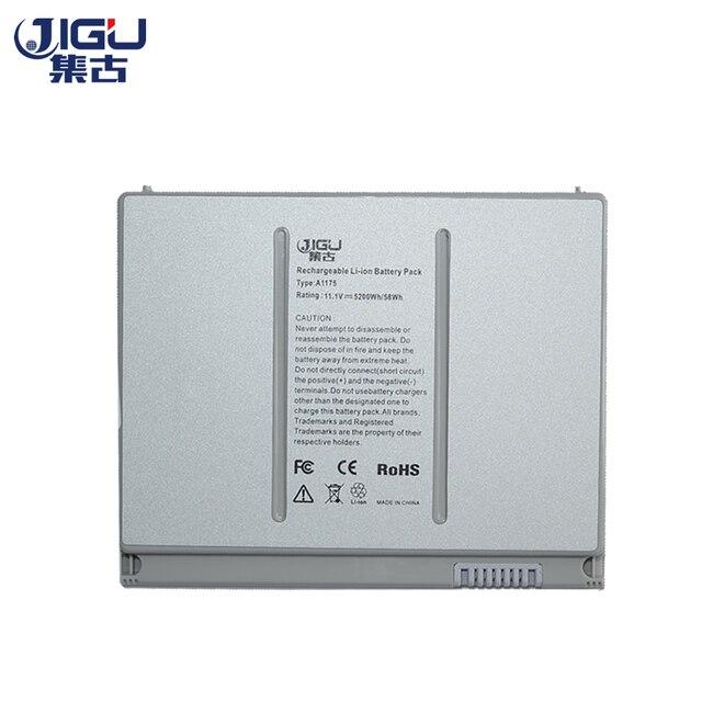 지그 6 셀 배터리 apple macbook pro 15 인치 용 a1175 a1150 a1226 a1260 ma348g/a new