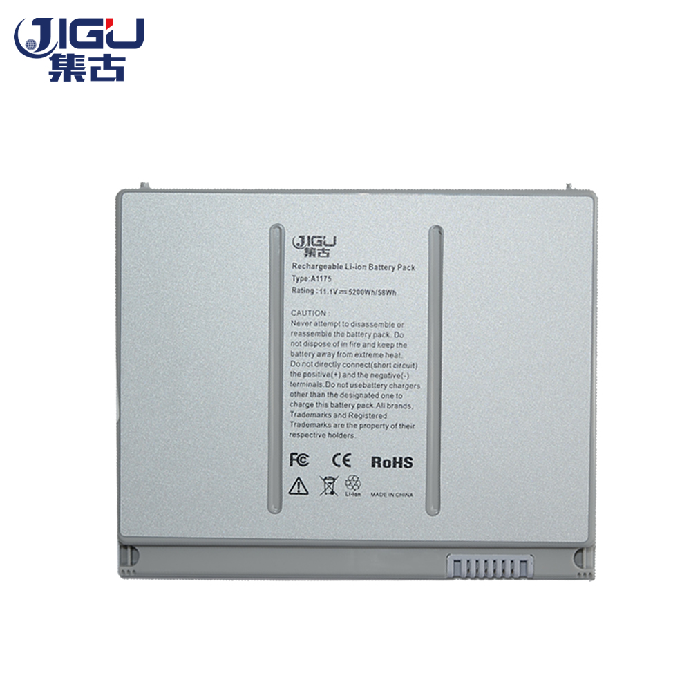 baterie macbook pro a1150 - JIGU 6Cells BATTERY FOR APPLE MACBOOK PRO 15 INCH A1175 A1150 A1226 A1260 MA348G/A NEW