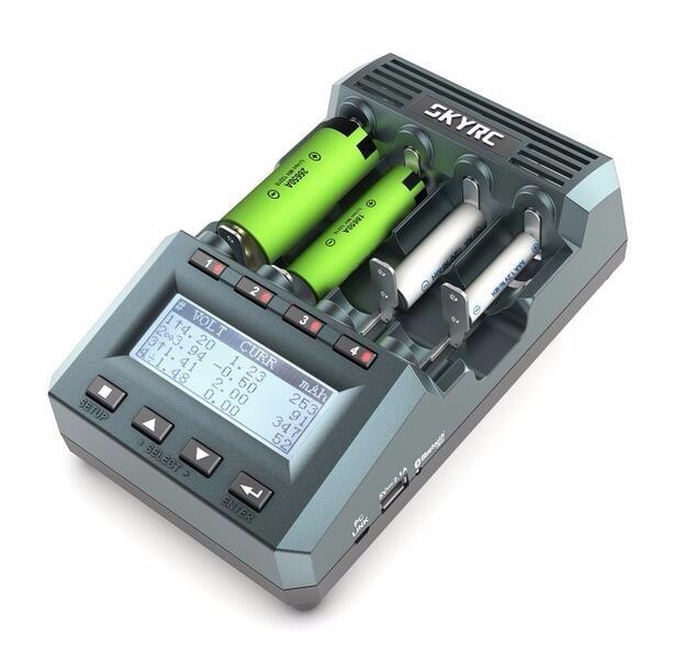 Original véritable SKYRC MC3000 universel chargeur de batterie analyseur IPHONE/ANDROID APP - 3