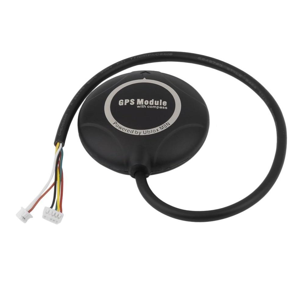 1 piezas OCDAY NEO-M8N controlador de vuelo módulo GPS con brújula a bordo M8 motor PX4 Pixhawk TR para OCDAY drone GPS
