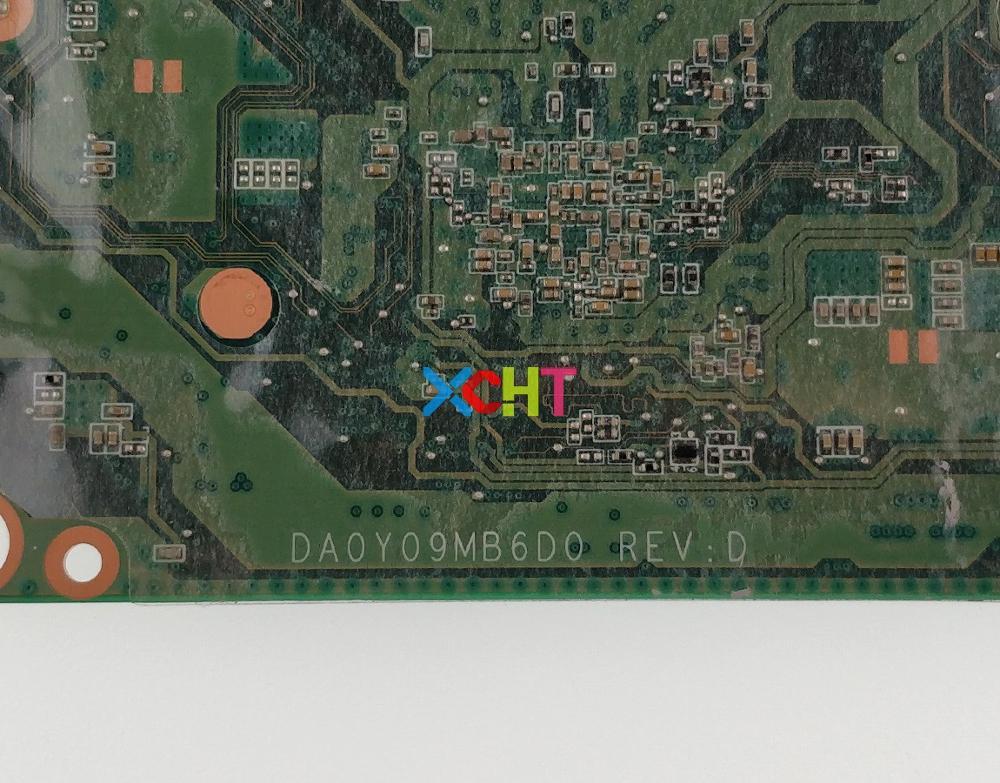 For HP Chromebook 14 G3 14 X Series 787724 001 DA0Y09M06D0 REV:D CD570M 2GB RAM 16GB Emmc Laptop Motherboard Mainboard Tested
