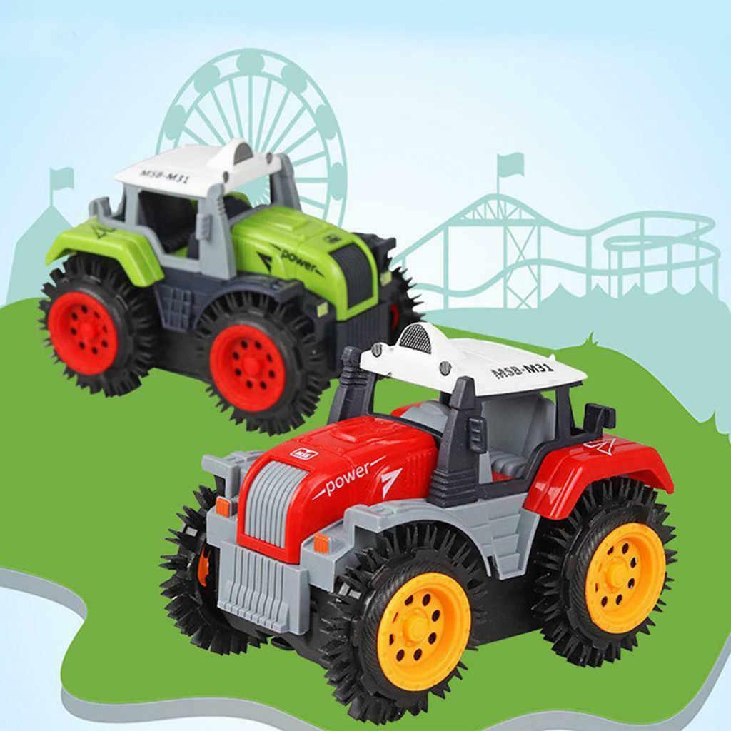 להעיף ילדי צעצוע רכב חשמלי פעלולים רכב (חקלאי) ילד dump משאית סימולציה 4 גלגל כונן jeep חשמלי צעצוע מכונית 2019 חדש