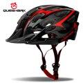 Шлем QUESHARK для мужчин и женщин  Сверхлегкий велосипедный шлем  28 вентиляторов  цельнолитые велосипедные шлемы  безопасные велосипедные шлем...