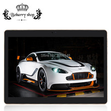 Free Shipping BOBARRY 10.1 inch Octa Core 4G Lte Tablet PC S108 4GB RAM 128GB ROM Android 6.0 GPS Dual Sim Dual Camera 5.0MP
