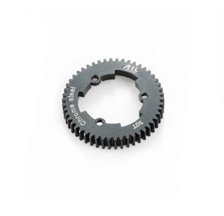 RC Car Part 50T Hardened Steel Spur Gear for 1/5 Traxxas XMaxx X-Maxx 6S 8S