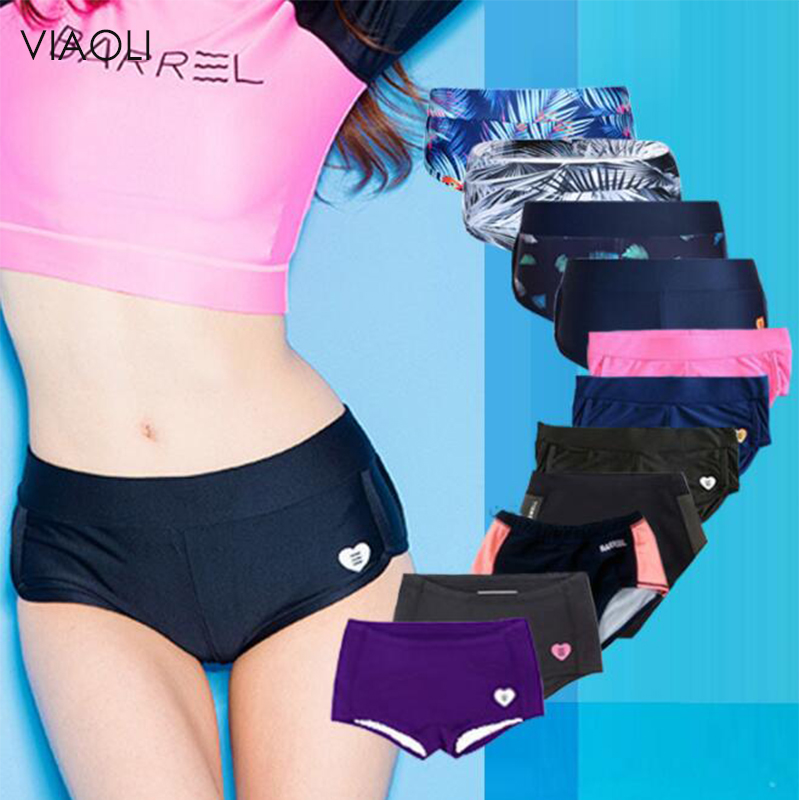 2018 New Sexy Women Sport Brazilian Bikini Bottom Female Swimwear Ladies Briefs Micro Mini Flat Angle Panties Beachwear Girls