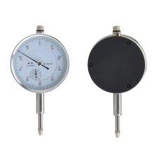 Точность 0,01 мм циферблатный индикатор 0-10 мм метр точный 0,01 мм Индикатор разрешения датчик Mesure инструмент циферблат