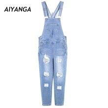 джинсовые модные, комбинезон, джинсы