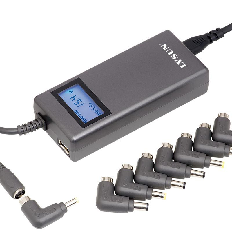 9 5 24V 90W Universal Laptop Adapter Power Supply AC Charger For Most Laptop Notebook Charging