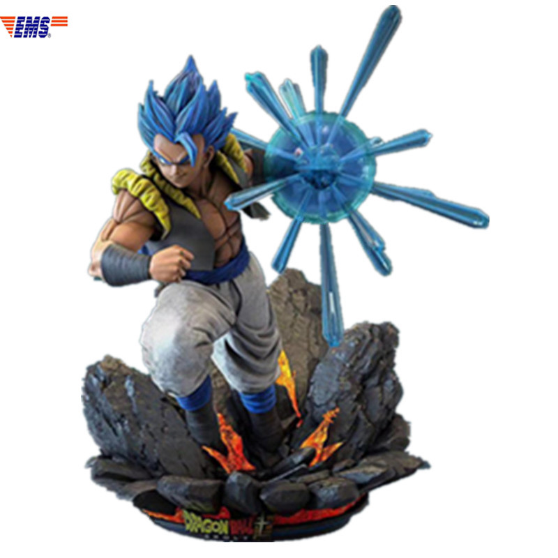 Presale Dragon Ball Super Saiyan Gogeta 1/6 Resin Statue Action Figure Model Toy (Delivery Period: 60 Days) X880Presale Dragon Ball Super Saiyan Gogeta 1/6 Resin Statue Action Figure Model Toy (Delivery Period: 60 Days) X880