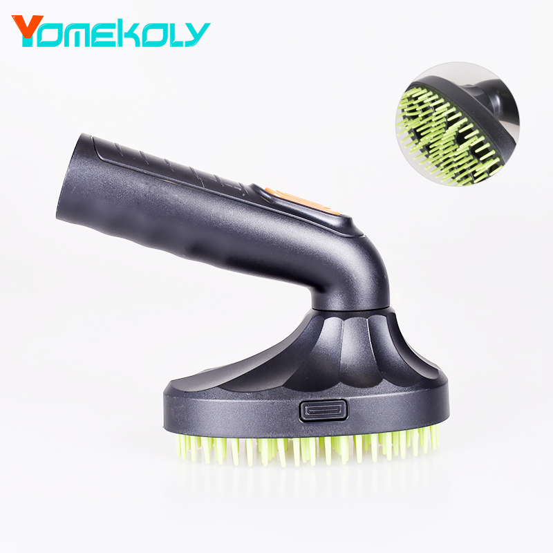 YOMEKOLY 1PC Brush for Vacuum Cleaner Parts Pet Brush for Connector Inner Diameter 32mm Vacuum Cleaner