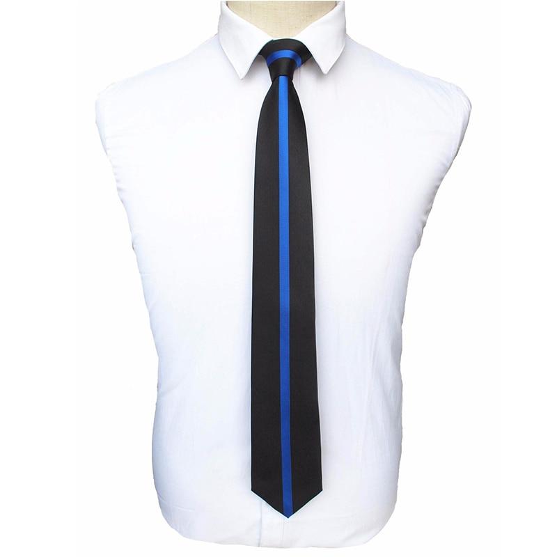 Skinny Long Ties for Meeting Casual Mens Tie Necktie Gift Skinny Neckties