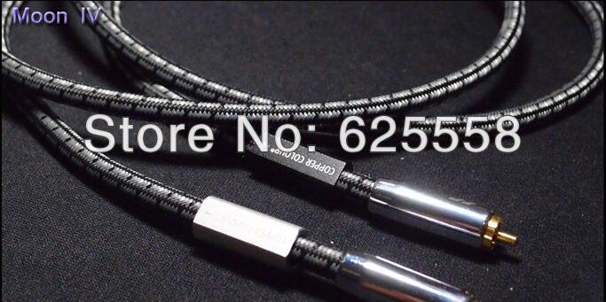 Hifi audio   Pure OCC Cable RCA Interconnects cable 1M att 0225 08 tnc 02 attenuators interconnects 8db 18 ghz mr li