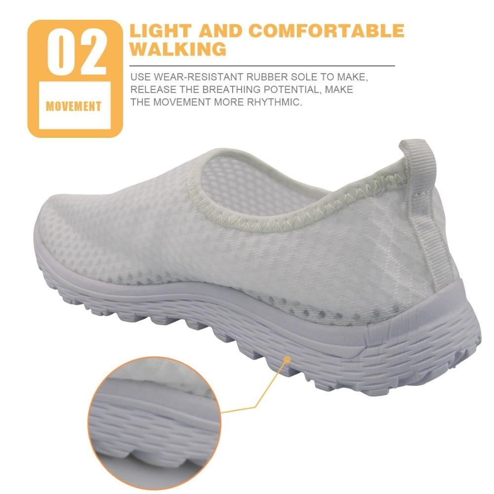 em malha tênis verão casual confortável sapatos
