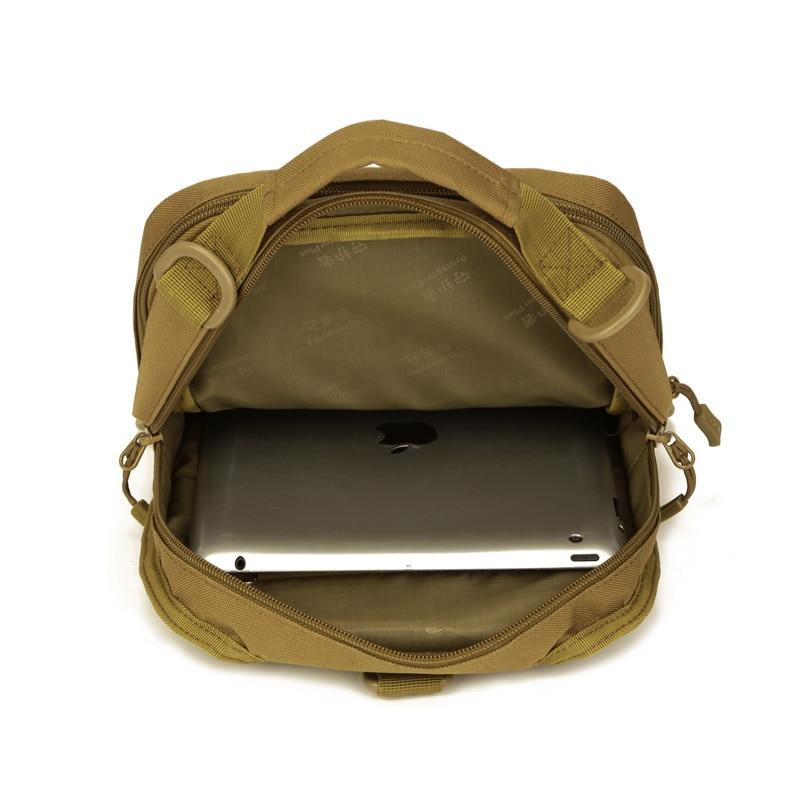 homens de alta qualidade 1000d Estilo : Chest/messenger/shoulder/hand/bag/backpack