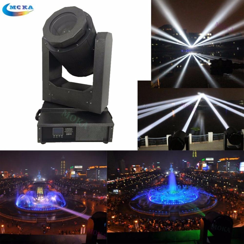 1 gab. Ūdensnecaurlaidīgs LED super staru kustīgas galvas - Tirdzniecības apgaismojums - Foto 4