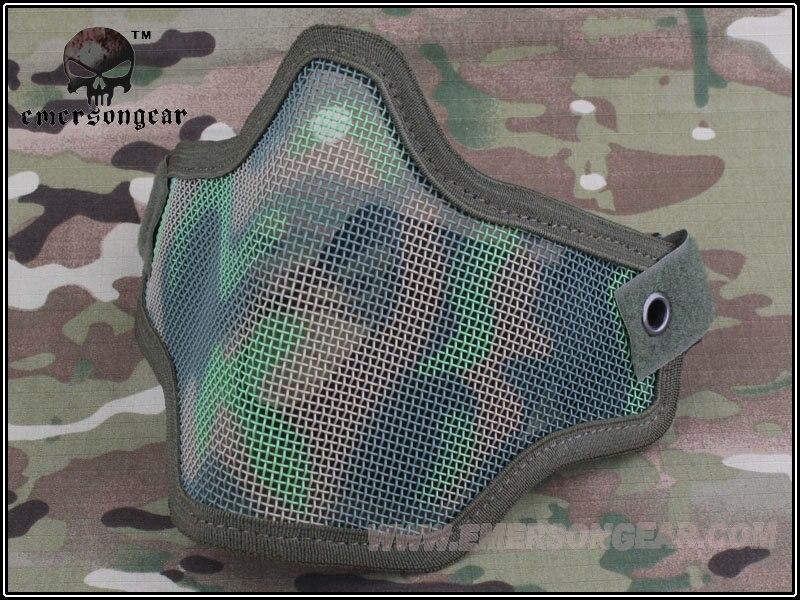 Emerson Guardian Half Face Mask Em6589 Desert Camouflage