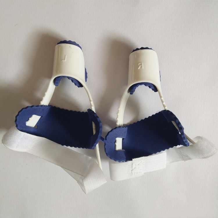2 pz/paia Big Toe Separatore Corrector Raddrizzatore Borsite Splint Raddrizzatore Foot Pain Relief Alluce Valgo Piedi Cura