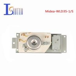 Midea Echte Original Mikrowelle Timer Schalter 6 Einsatz WLD35-1/S 6-füße Timing Mikrowelle Teile