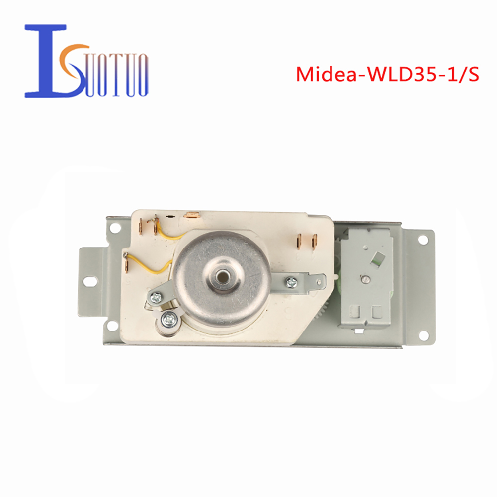 Midea Genuine Original Microwave Timer Switch 6 Insert WLD35-1/S  6-feet Timing Microwave Oven PartsMidea Genuine Original Microwave Timer Switch 6 Insert WLD35-1/S  6-feet Timing Microwave Oven Parts