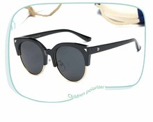 2017 new boys and girls fashion children Eye Sunglasses Designer children's glasses