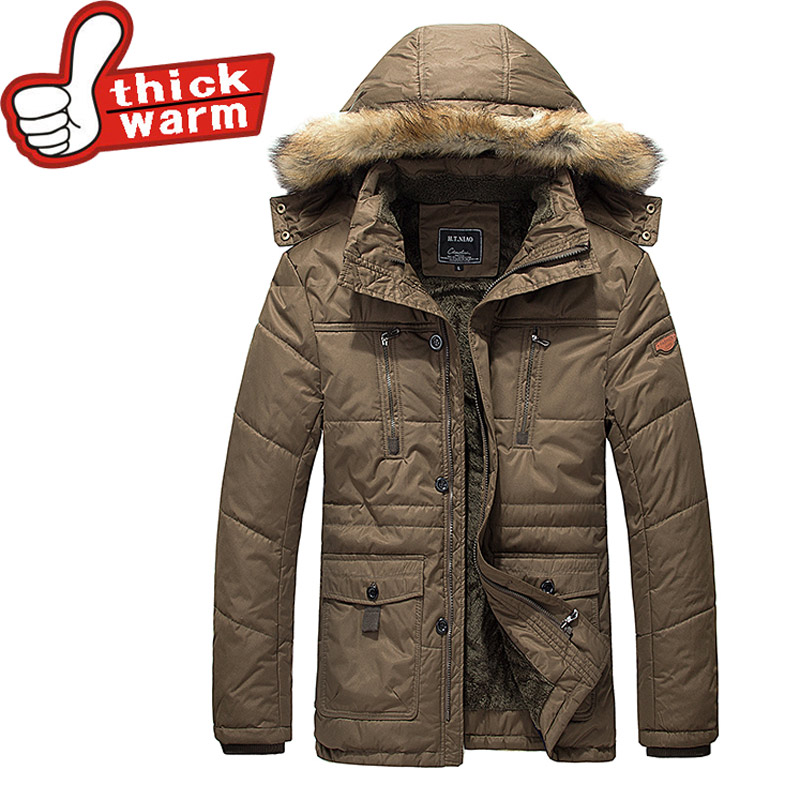 Подробнее о 2016 New Winter Men Parkas casual Jackets Man Hooded windproof Thick Warm Outwear Overcoat Wadded Coat brand clothing winter men parkas casual jackets man hooded windproof thick warm outwear overcoat wadded coat brand clothing large size