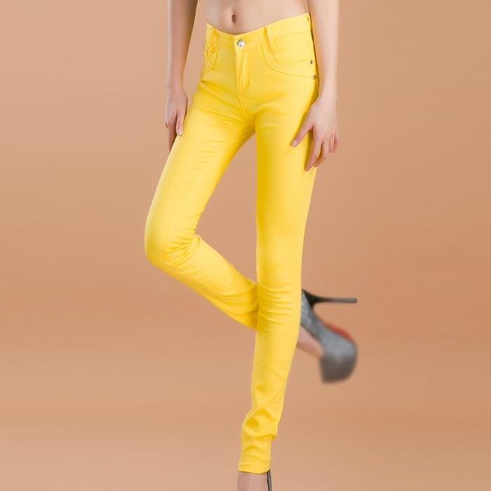 Online Get Cheap Yellow Jeans for Women -Aliexpress.com | Alibaba ...
