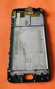 Image 2 - Б/у Оригинальный ЖК дисплей + дигитайзер, сенсорный экран + рамка для UMI UMIDIGI C NOTE MTK6737T, четырехъядерный процессор, 5,5 дюйма FHD, бесплатная доставка