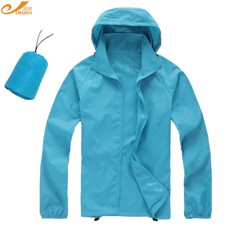 Waterproof Jackets Clothing Sun-Protection Mountaineering Outdoor Camping Sports-Brand