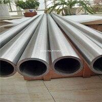 Grade 9 Seamless Titanium Tubes 32mm 2 5mm 1000mm 5pcs Wholesale Price