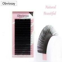50cases set High quality eyelash extension mink,individual eyelash extension,natural eyelashes,false eyelashes недорого