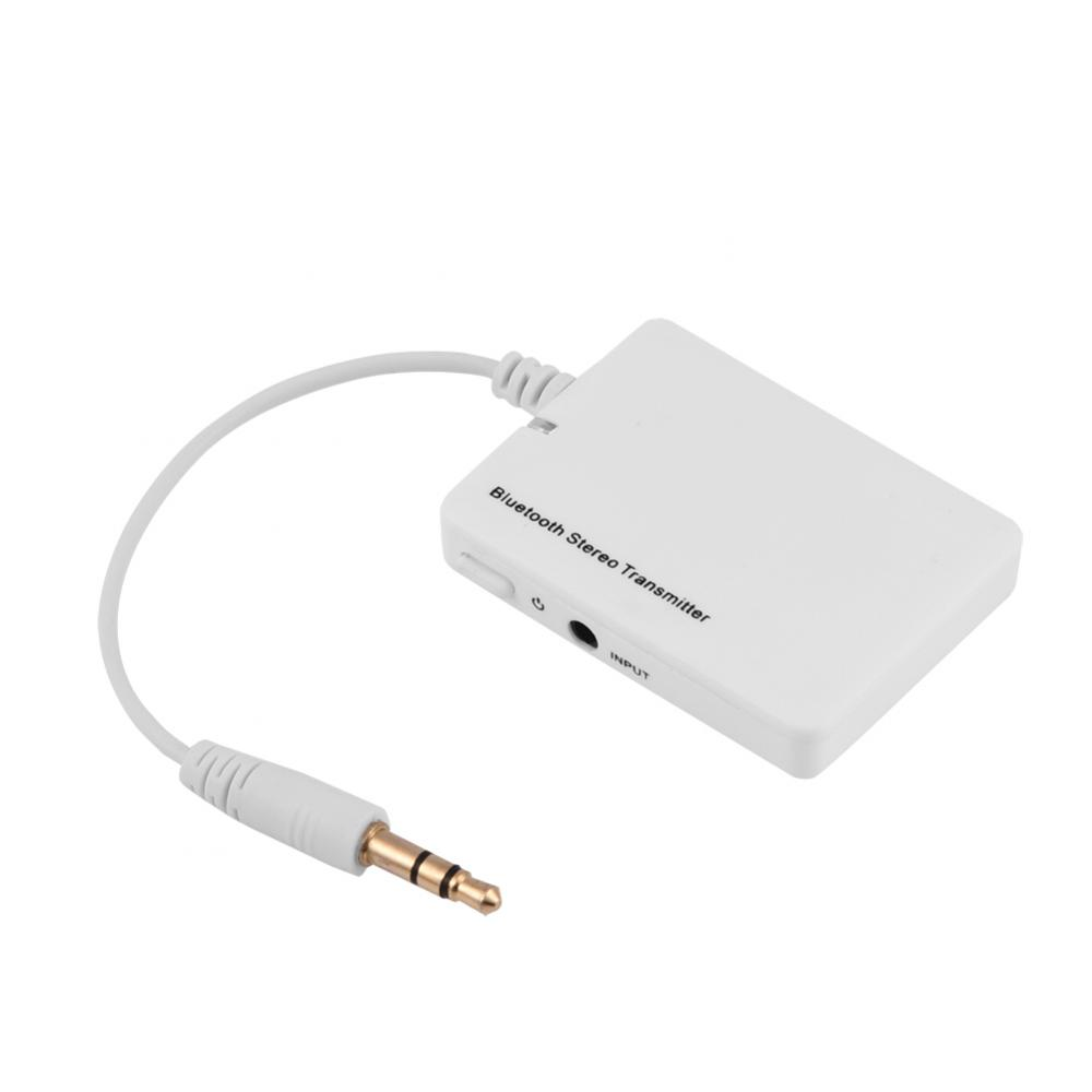 Tragbares Audio & Video 2018 Heißer Weiß Bluetooth Transmitter Tx 3,5mm Stereo Hifi A2dp Wireless Audio Adapter Für Tv Zuhause Sound System üBerlegene Materialien