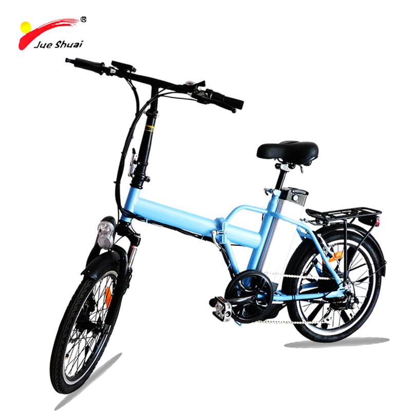 jueshuai Folding Electric Bike 36V 250W Aluminum Alloy Frame 36V 10AH Lithium Battery bicicleta eletrica Electric Bike 20|electric bike 20|folding electric bike|electric bike - title=