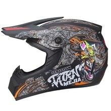 Cool Motorfiets Cross Country Helm Mannen En Vrouwen Accu Auto Helm Mountainbike Volledige Helm