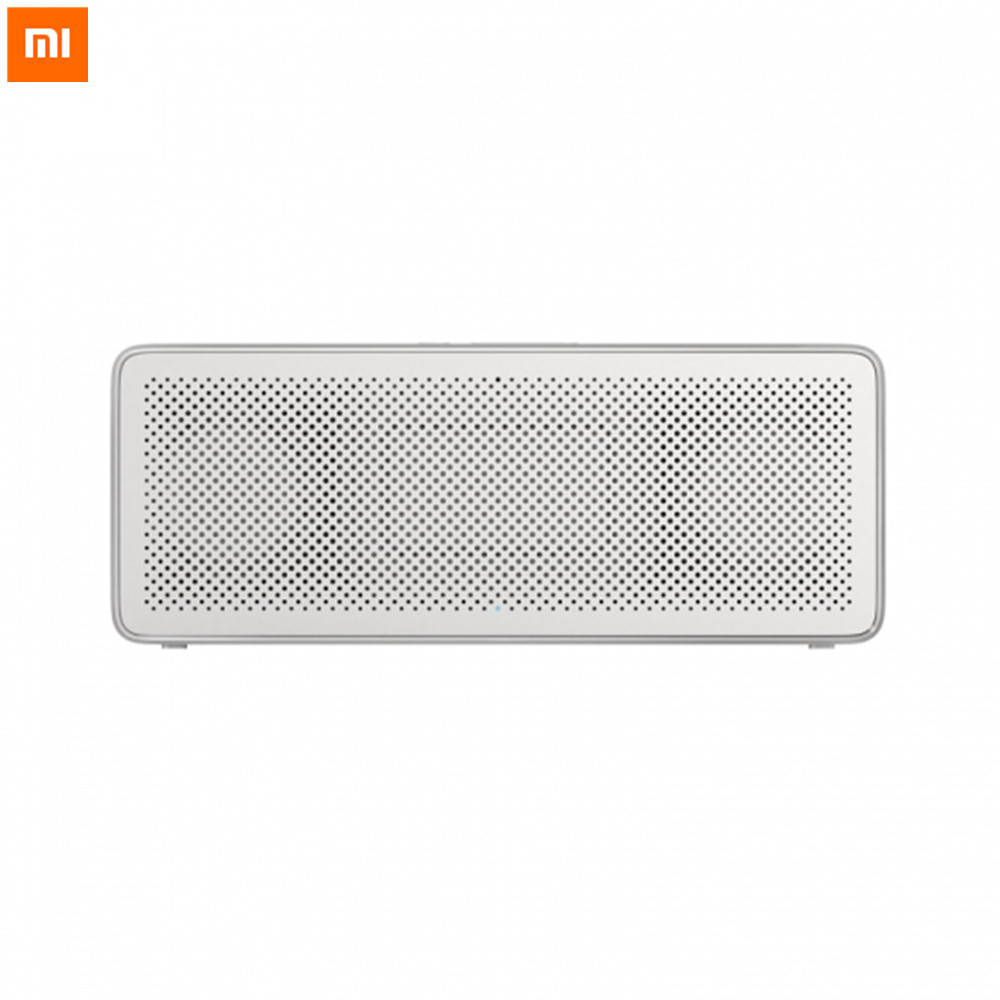 Original Xiaomi Bluetooth Speaker 2 Metal Box Microphone Bluetooth 4.2 Wireless Handsfree Portable Speaker For iOS Android Phone