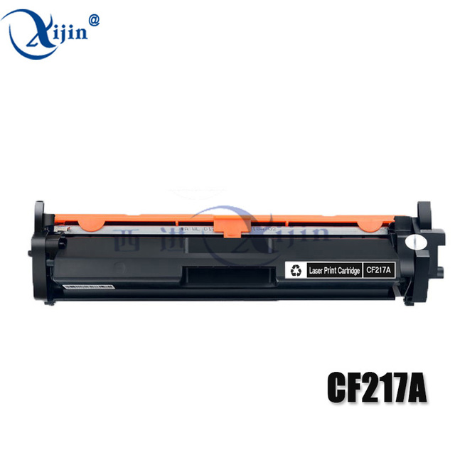 Cartucho de toner compatvel para laserjet pro cf217a 217 cf217 cartucho de toner compatvel para laserjet pro cf217a 217 cf217 xijin m102a m130f mfpm130fw fandeluxe Image collections