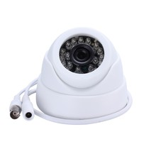 HWP CCTV Camera 1/3″ Color CMOS Real 800TVL High Resolution 24 LED Nightvison Indoor Dome Camera Analog Security Camera