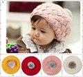 Winter/Spring baby hat, infant kids cap Cotton winter wool cartoon newborn hat children,baby hats for girls/boys H1122