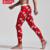 Flor de impresión de Algodón de Los Hombres Long John Pantalones de Alta Calidad Térmica Calzoncillos Largos Calzoncillos para Hombres Otoño Invierno Largo Inferior Johns