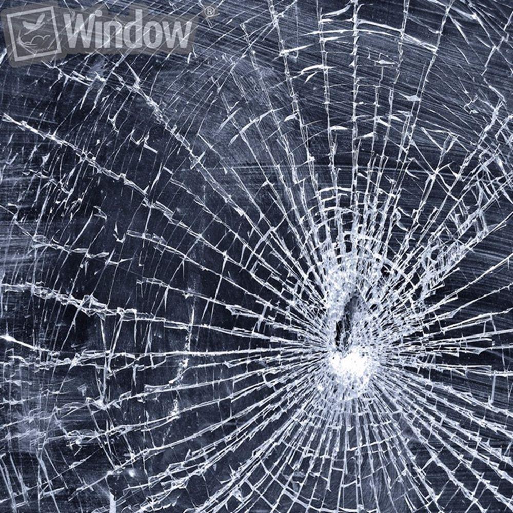 SUNICE самоклеящаяся 0,05 мм/2mil Защитная пленка для окон, прозрачное стекло, Защитная пленка для окна, кухонная пленка для дома 1,83*20 м - 5