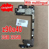 Original New Multi Language Main Board For Lenovo Vibe shot Z90 Z90A40 3GB 32GB motherboard mainboard card fee chipsets