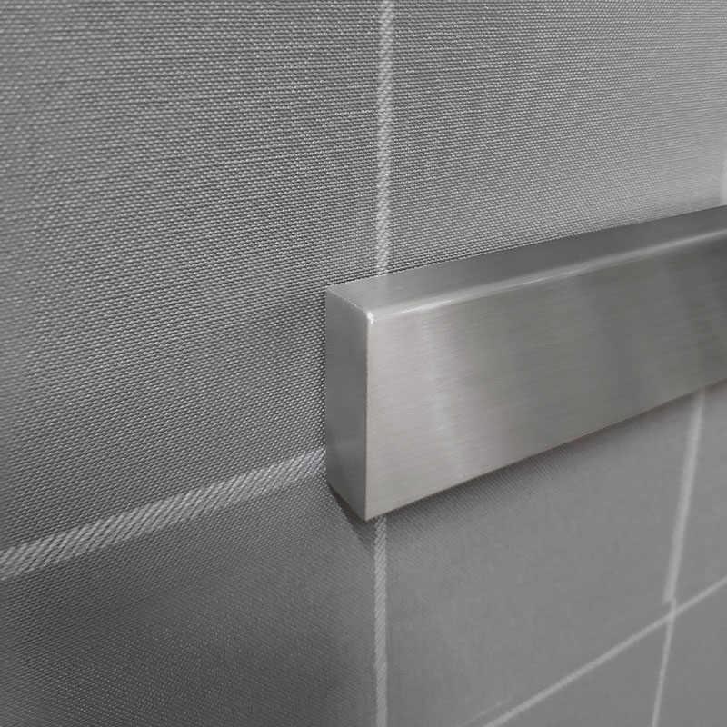 PTOC حامل السكاكين المغناطيسي 304 جدار فولاذي مقاوم للصدأ تخزين الرف هوك للسكاكين اكسسوارات المطبخ المنظم