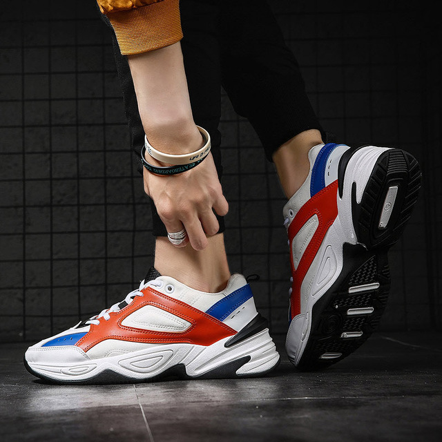 6dd07d4349a129 2018 New Arrival Brand Sport Running Shoes Men Air Outdoor M2K Tekno  Trainers Breathable Old Dad