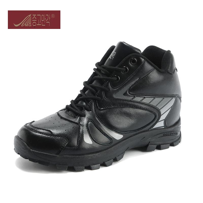 ZMD005 High Quality Mens Trendy Casual Height Increasing Elevator Outdoor Shoes Lightweight Breathable High 8cm