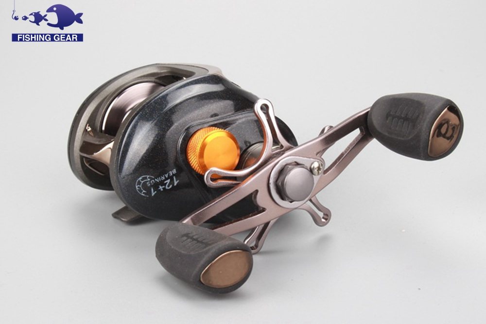 aliexpress : buy hot 12+1bb baitcasting reel sea fishing reels, Reel Combo
